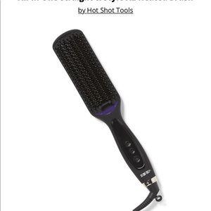 Hot shot tools XL heated brush